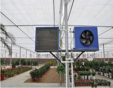蔬菜大棚暖風機適用功能