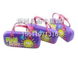 儿童手提太阳眼镜盒