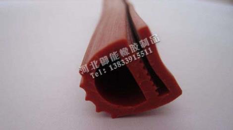 硅胶耐高温密封条