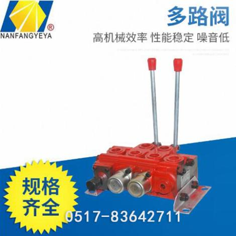 高压液控多路阀加工厂家