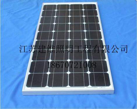 小型太阳能电池板