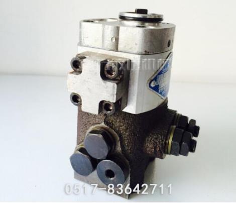 双向复合齿轮泵加工