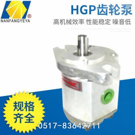 精密hgp齿轮泵加工
