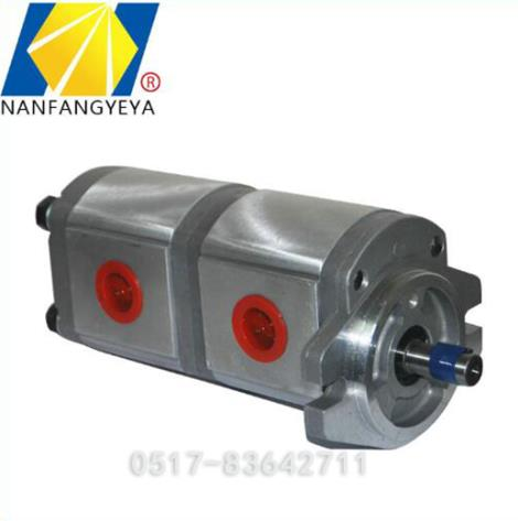 双联齿轮泵供货商