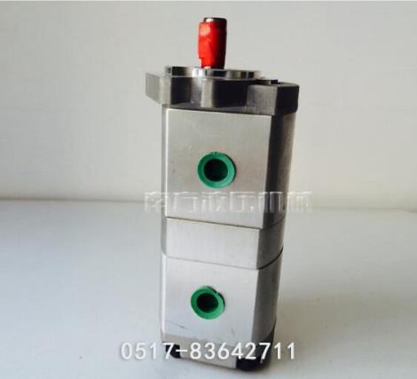 液压双联油泵直销