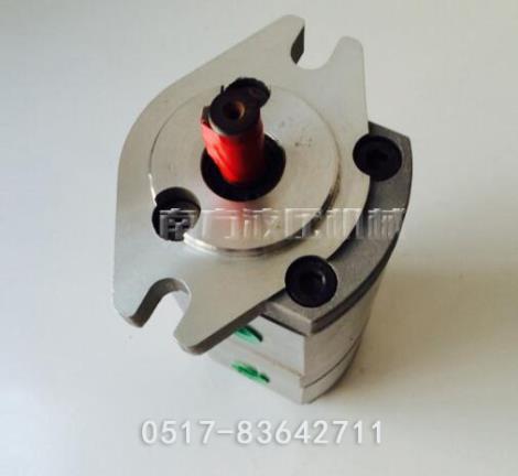 液压双联油泵定制