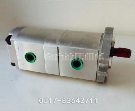 液压双联油泵加工厂家