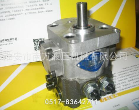 低压双联齿轮泵直销