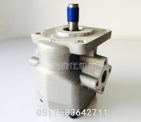 电动液压齿轮泵加工