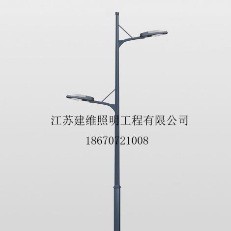 中式双臂灯