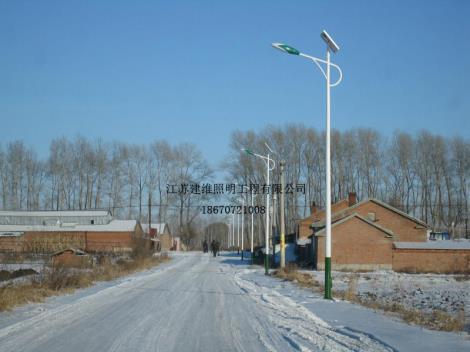 太阳能路灯规格
