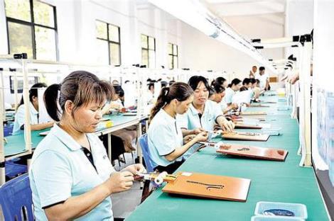 常州益达服装有限公司招聘操作工