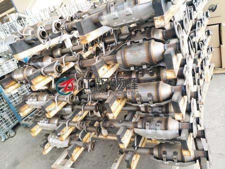 叉车颗粒捕集器生产商