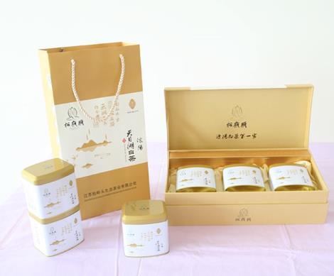 松岭头白茶