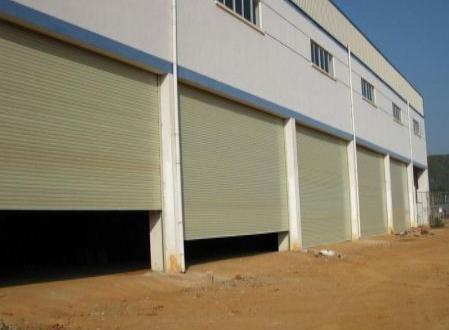 工厂卷帘门安装