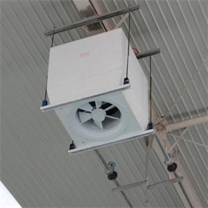 中央空调加工定做高大空间暖风机