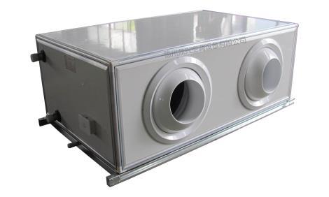 射流式空调机组的应用