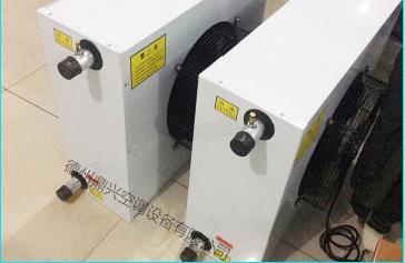 大棚暖风机安装具体操作流程