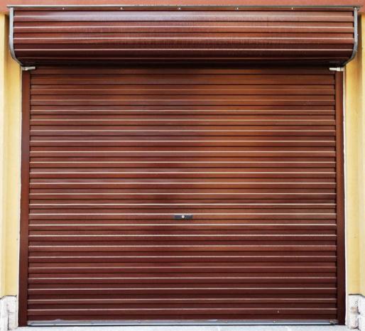 欧式卷帘门安装