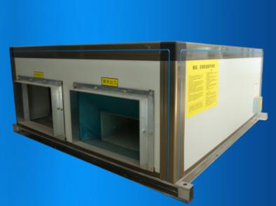 生产射流式空调机组的各种形式