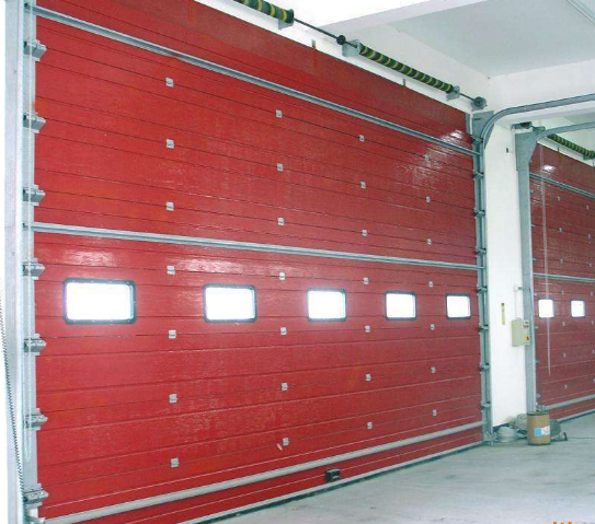 工业提升门安装