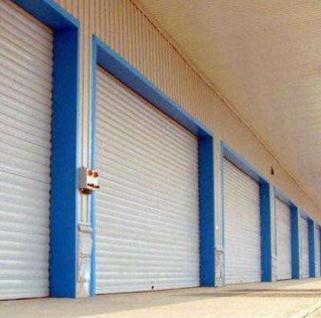 工厂卷帘门