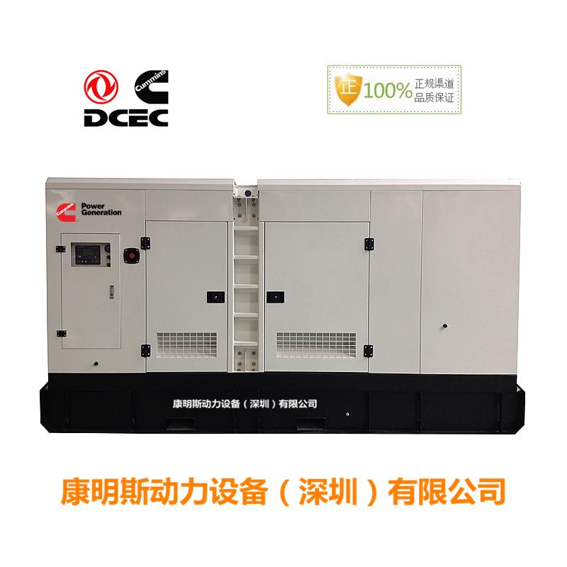 120KW康明斯柴油发电机组技术指标