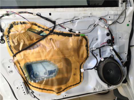 专业汽车音响改装