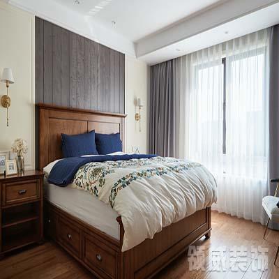 南通市卧室装修效果