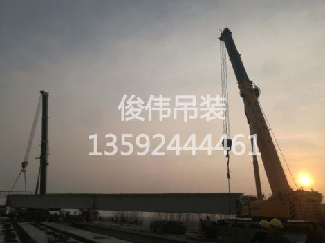 郑州大型吊装
