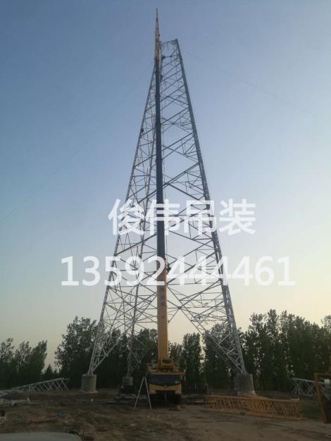 郑州大吨位吊车租赁