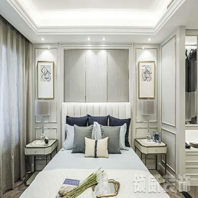 通州市现代风卧室装修