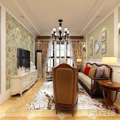 美式房屋装修效果图