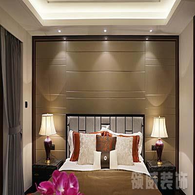 海门市新中式卧室装修