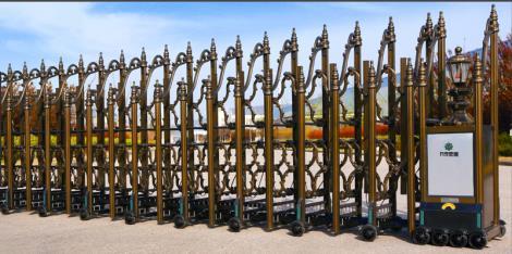 经典铸铝门供货商