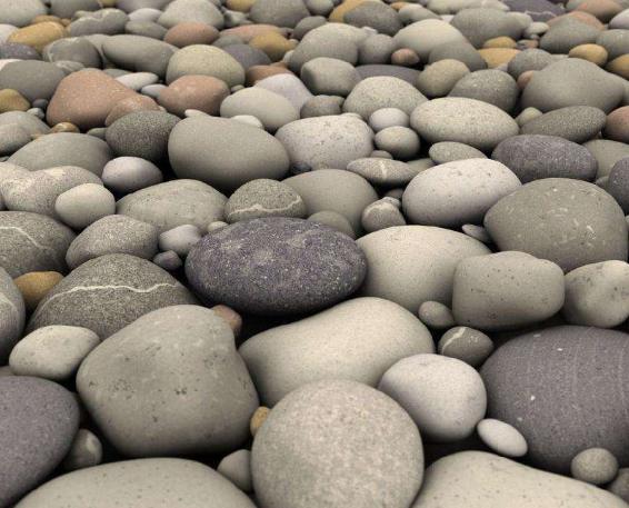 景观鹅卵石
