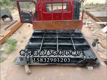 南京钢制拍门