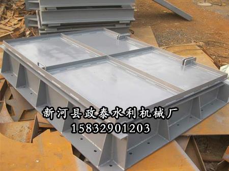 优质钢制拍门