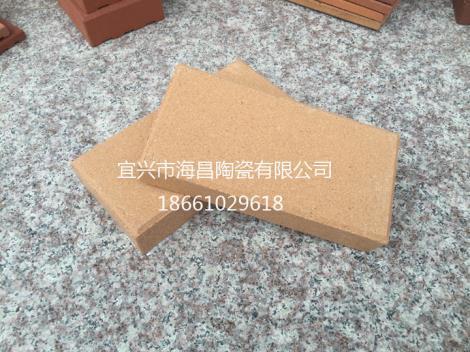 米黄色陶土砖加工