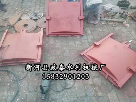 1.0X1.0m铸铁镶铜闸门