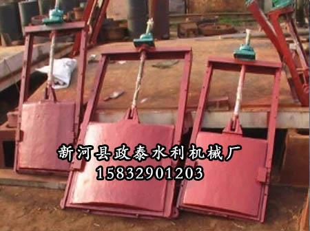 1.2x1.2米铸铁闸门