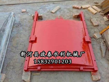 1.5X1.5m弧形铸铁闸门