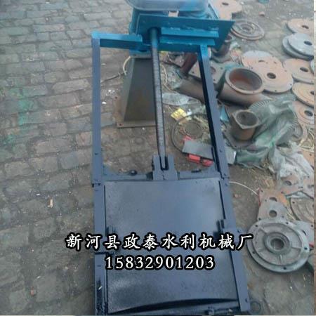 机闸一体式铸造铁闸门