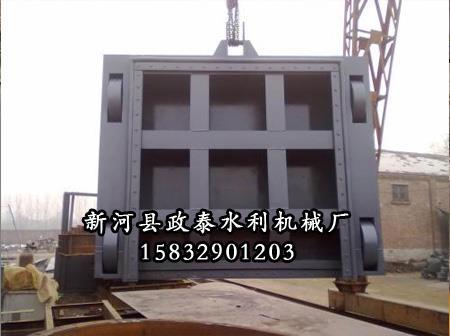 优质平板钢制闸门