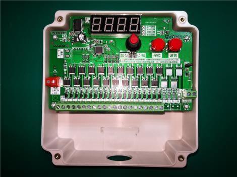 單片機控制系統