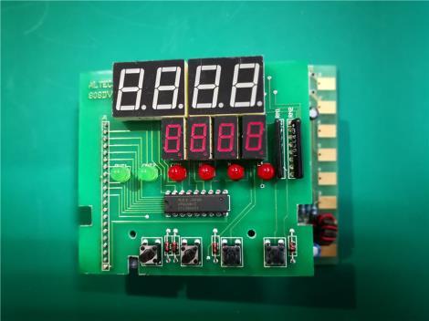 自動化設備單片機控制