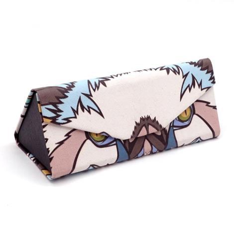 动物折叠眼镜盒直销