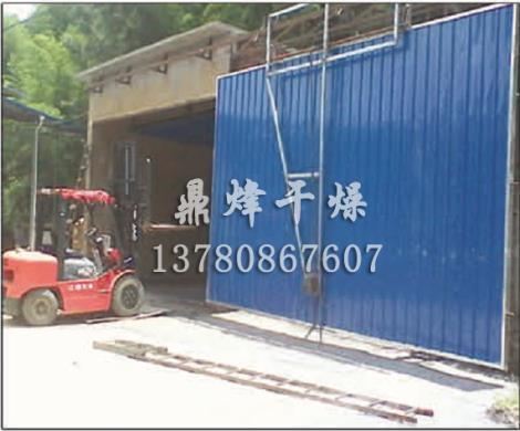 砖混结构木材烘干设备