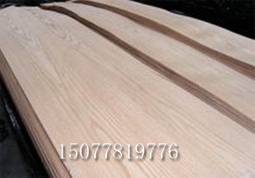 天然木皮生产