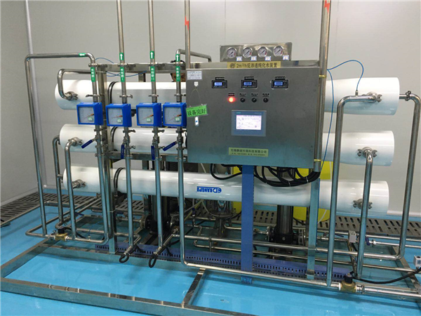 纯化水处理设备直销